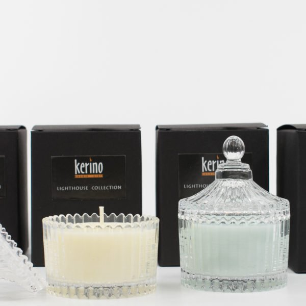 αρωματικά κεριά kerino χειροποίητα