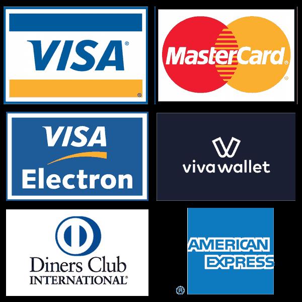 kerino τρόποι πληρωμής ασφαλής κάρτες χρεωστικές πιστωτικές