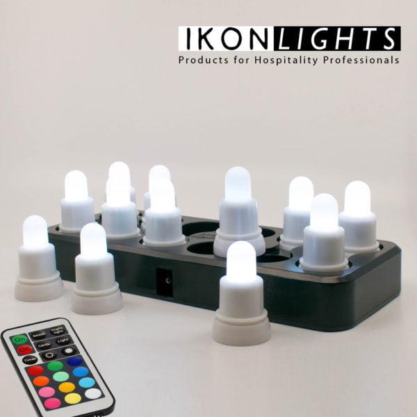 kerino ikonlights led εστιαση κερια