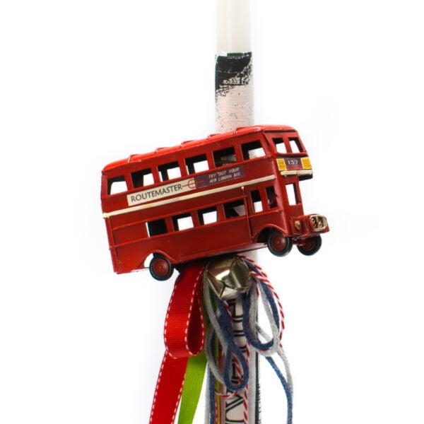 Λαμπάδα English Bus 3601 3461
