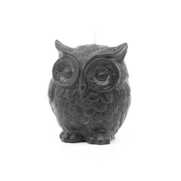 OWL CANDLE KERINO