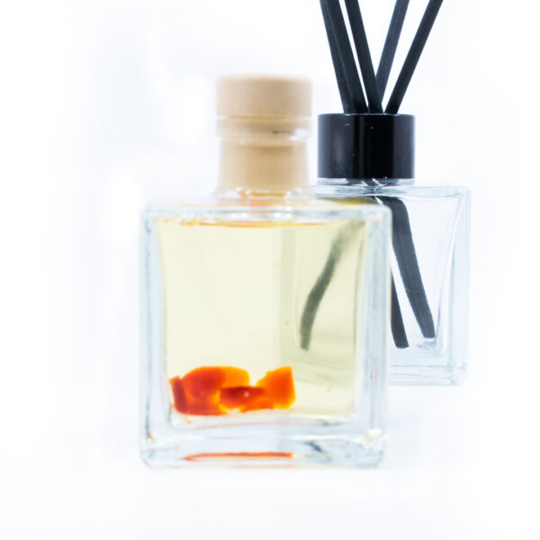 αρωματικό χώρου κεχριμπάρι reed diffuser amber